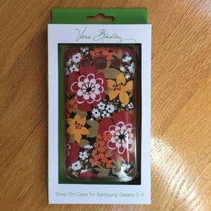 Vera Bradley Snap in Case for Samsung Galaxy S III
